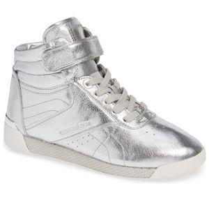 Michael Kors Addie High Top Sneaker